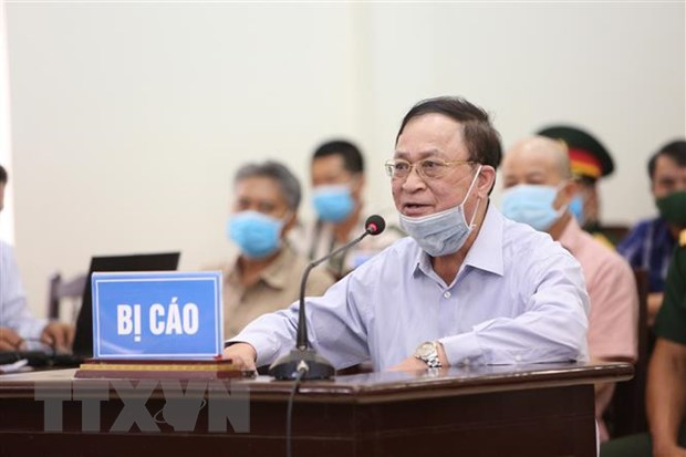 Xu so tham vu Dinh Ngoc He: Bi cao Nguyen Van Hien bi xu phat 4 nam tu hinh anh 1