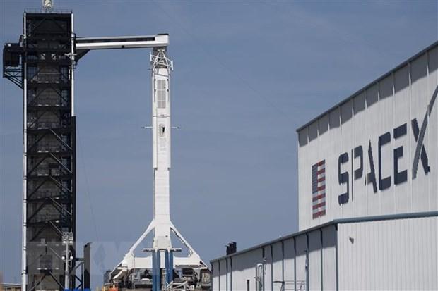 SpaceX da chuan bi san sang de cung NASA chinh phuc vu tru hinh anh 1