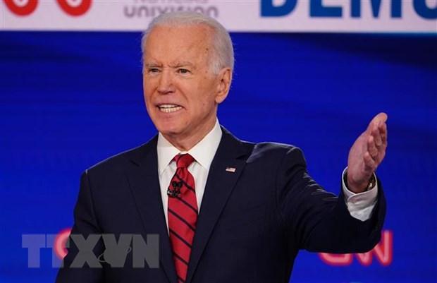 Ung cu vien Joe Biden gia tang cach biet voi Tong thong Donald Trump hinh anh 1