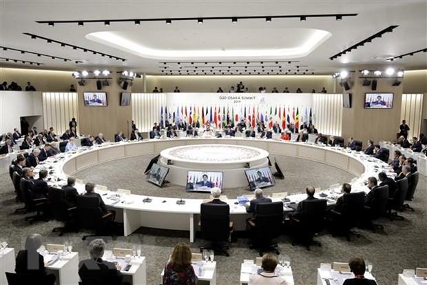G7 nhat tri ung ho ke hoach ho tro thanh toan no cua G20 hinh anh 1