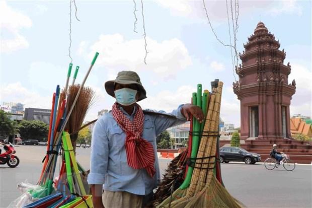 Campuchia de nghi Huawei ho tro phat trien he thong thuong mai dien tu hinh anh 1