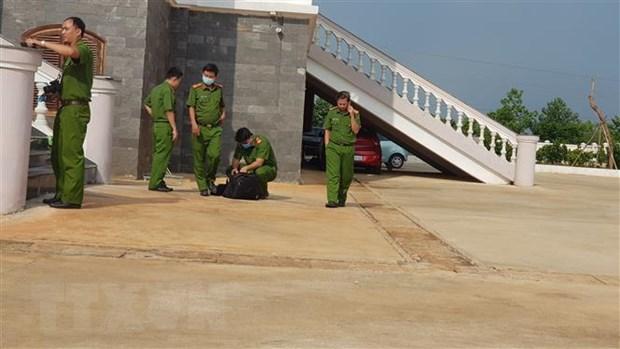 Huy ban an phuc tham cua TAND Binh Phuoc doi voi ong Luong Huu Phuoc hinh anh 1