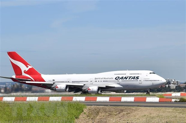 Qantas huy hau het cac chuyen bay quoc te den thang 10 hinh anh 1