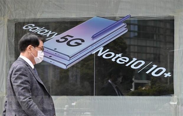 Samsung Electronics cung cap thiet bi mang 5G cho Canada hinh anh 1