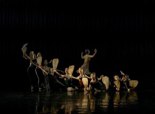 TP.HCM: Lan dau tai hien truyen Kieu bang ngon ngu ballet hinh anh 1