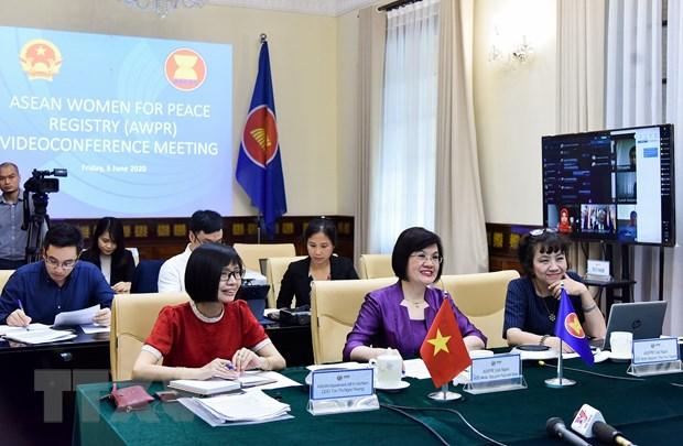 ASEAN 2020: Chung tay hanh dong nang cao vi the cua phu nu hinh anh 1