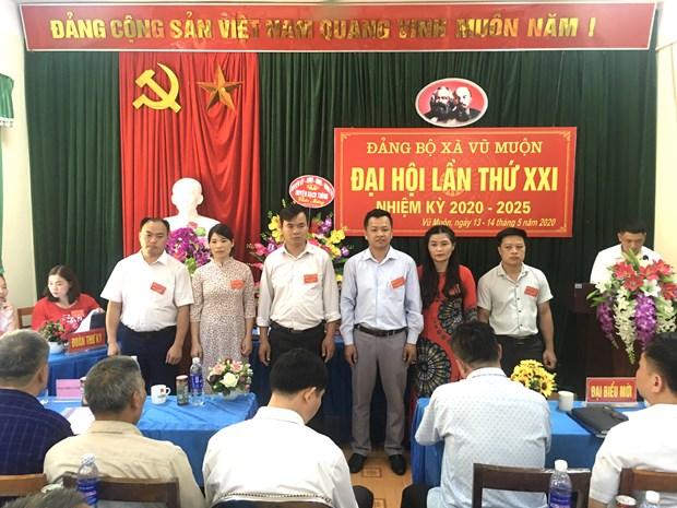 To chuc thanh cong Dai hoi Dang cap co so: Chac re-vung cay hinh anh 3