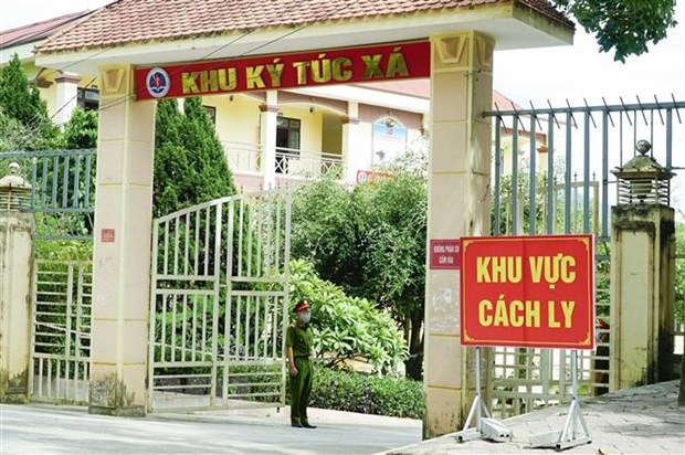 Khong de dich COVID-19 lay lan trong cong dong o Viet Nam va Campuchia hinh anh 1