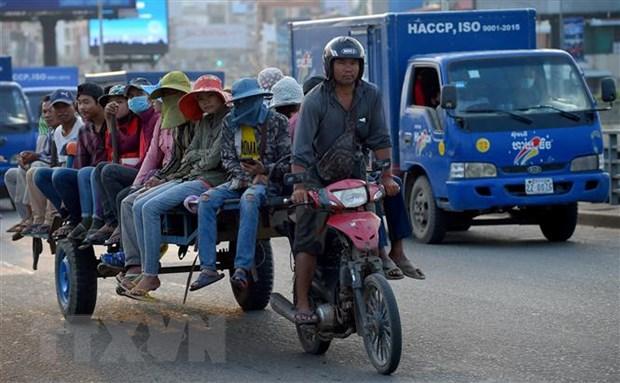 Campuchia se trien khai du an logistics 160 trieu USD o Phnom Penh hinh anh 1