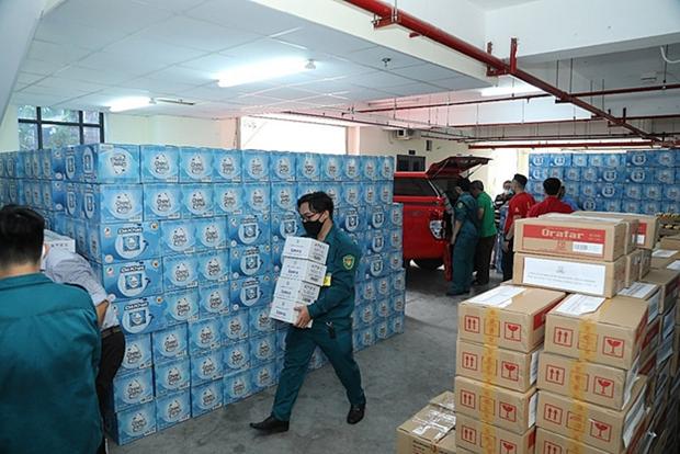 Hoạt động tại Tổng Công ty Cổ phần Rượu-Bia-Nước giải khát Sài Gòn. (Nguồn: sabeco.com.vn)