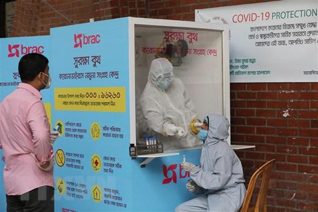 Bangladesh dieu tra cac vu lam gia ket qua xet nghiem virus SARS-CoV-2 hinh anh 1