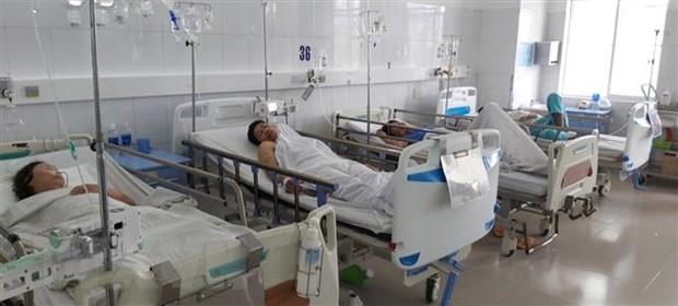 Binh Phuoc: Hon 40 cong nhan nhap vien, nghi ngo doc thuc pham hinh anh 1