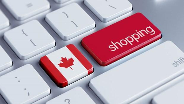 "Canada: Mua sam online ""len ngoi"" trong mua dich COVID-19 hinh anh 1"