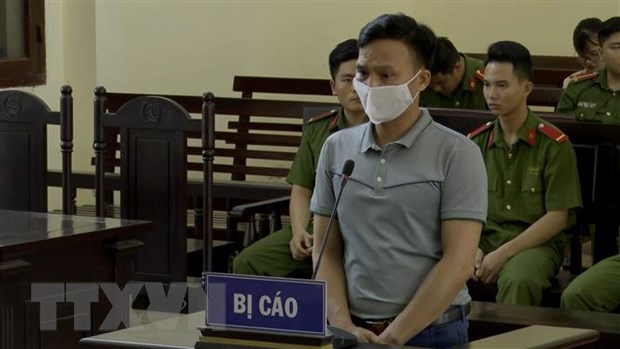 Nguyen Chanh van phong Toa an o Hoa Binh linh an 30 thang tu treo hinh anh 1