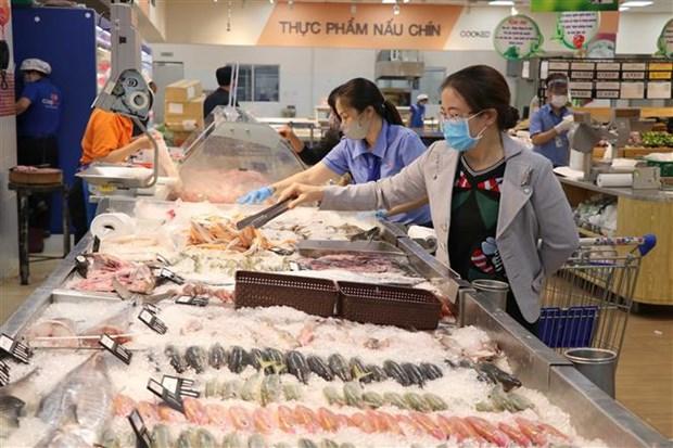 Chi so gia tieu dung tai Thanh pho Ho Chi Minh tang 0,61% hinh anh 1
