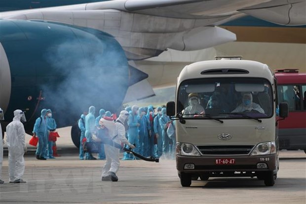 Vietnam Airlines va chuyen bay
