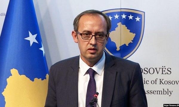 Thu tuong Kosovo Avdullah Hoti xac nhan mac COVID-19 hinh anh 1