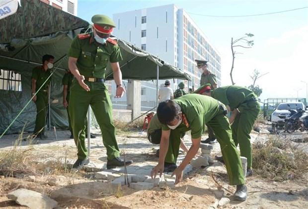 Bo Cong an ra Chi thi phong, chong dich COVID-19 trong tinh hinh moi hinh anh 1