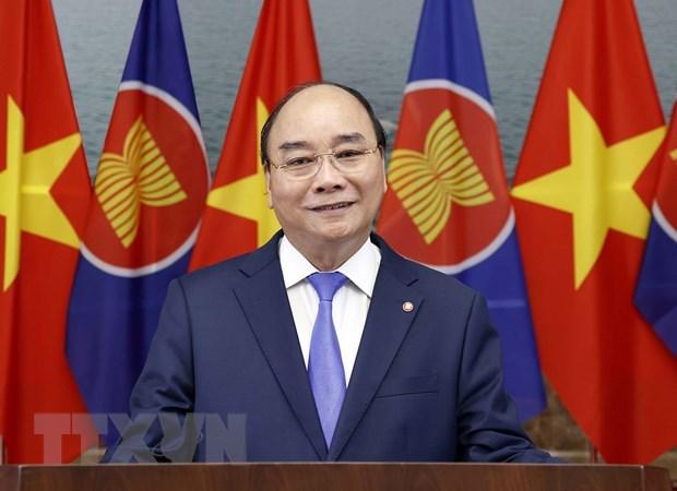 Thong diep cua Thu tuong nhan ky niem 53 nam thanh lap ASEAN hinh anh 1