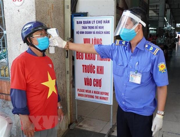 Pho Thu tuong Vu Duc Dam: Khong de COVID-19 bung phat tren dien rong hinh anh 1