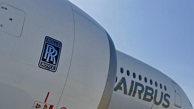 Phat hien dau hieu hao mon tren mot so dong co dung cho Airbus 350 hinh anh 1