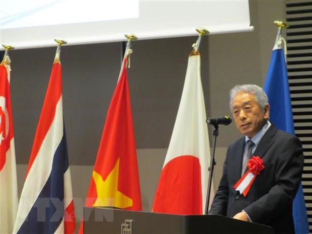 Tong Thu ky AJC: Quan he Nhat-Viet se khong thay doi hinh anh 1