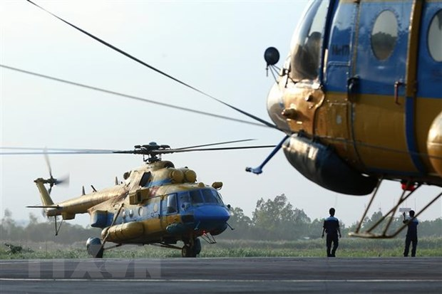 Rusian Helicopters danh gia cao loi the cua thi truong Viet Nam hinh anh 1