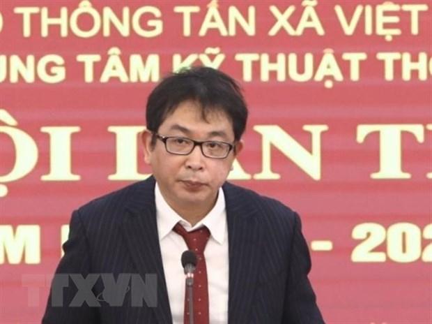 Thu tuong Chinh phu bo nhiem Pho Tong Giam doc Thong tan xa Viet Nam hinh anh 1
