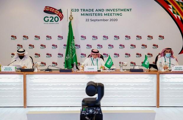 G20 va su menh gan ket the gioi vuot qua