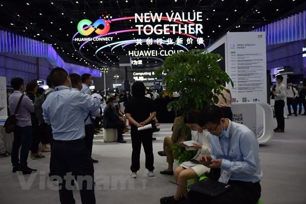 Huawei danh gia Viet Nam se la mot thi truong tieu thu lon hinh anh 1
