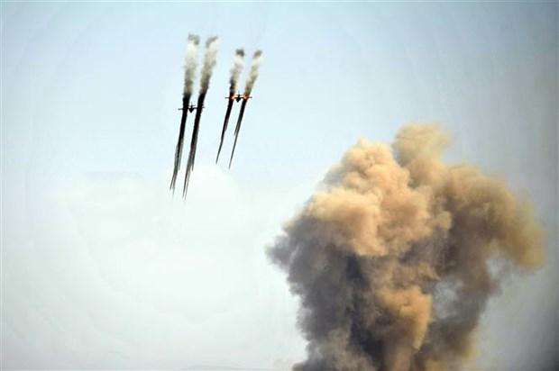Armenia cong bo hinh anh xac may bay SU-25 nghi bi ban ha hinh anh 1