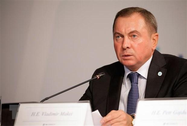 Belarus quyet dinh trieu hoi cac dai su o Ba Lan va Latvia hinh anh 1