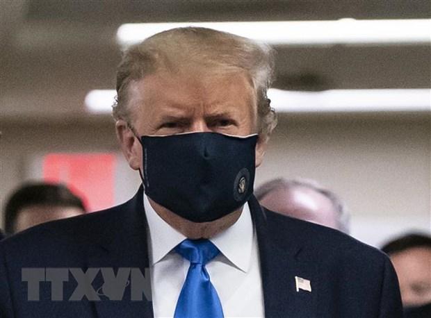 Tong thong Trump chia se ve tinh trang suc khoe sau khi nhiem COVID-19 hinh anh 1