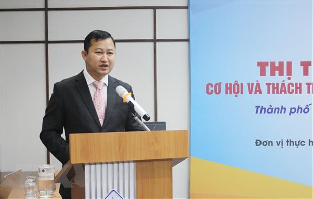 Singapore - cau noi giup doanh nghiep nho va vua Viet Nam ra the gioi hinh anh 1