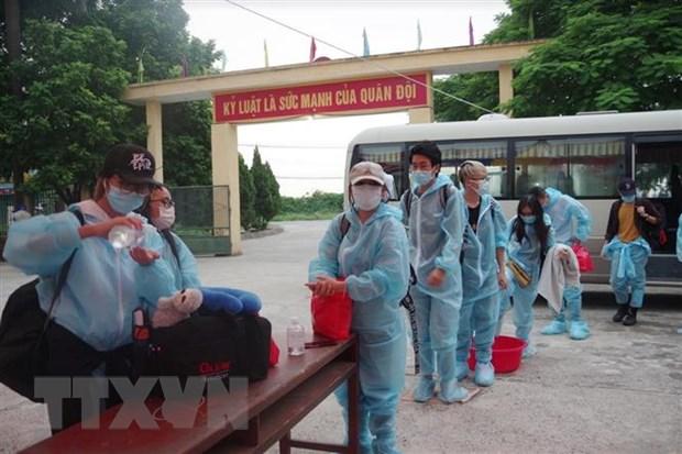 Viet Nam khong ghi nhan ca nhiem COVID-19 moi trong sang 28/10 hinh anh 1