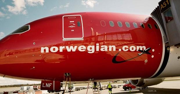 Hang hang khong Norwegian Air co the dung hoat dong vao dau nam 2021 hinh anh 1