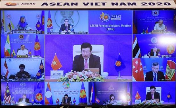 Bao Lao dang bai viet ve nhung tien bo trong ket noi cong dong ASEAN hinh anh 1