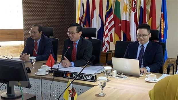 Ke hoach tong the ket noi ASEAN - Muoi nam mot chang duong hinh anh 1