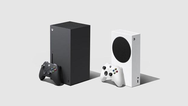 Microsoft chinh thuc tung ra may choi game the he moi Xbox Series X hinh anh 1