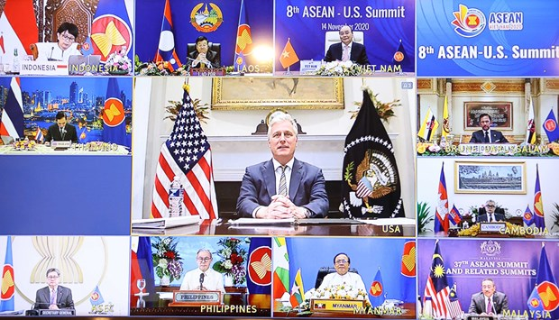 ASEAN 2020: Nhung cam ket manh me cua cac doi tac danh cho khu vuc hinh anh 2