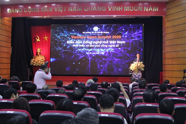Dien dan cong nghe mo Viet Nam 2020: Thuc day chuyen doi so quoc gia hinh anh 2