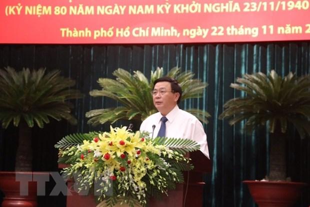 Khoi nghia Nam Ky - Y chi quat cuong va khat vong gianh doc lap hinh anh 1