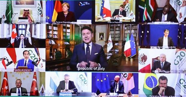 Hoi nghi G20: Italy xac dinh 3 tru cot xay dung tuong lai ben vung hinh anh 1