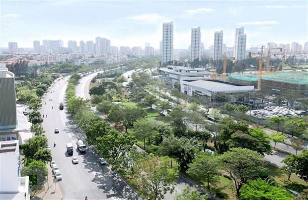 TP.HCM điều chỉnh quy hoạch nhiều dự án phát triển đô thị trọng điểm