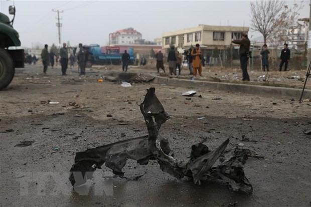 Danh bom tai Afghanistan khien nhieu nguoi thiet mang hinh anh 1