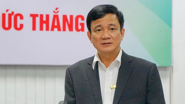 Giu nguyen quyet dinh ky luat cach chuc ong Le Vinh Danh hinh anh 1