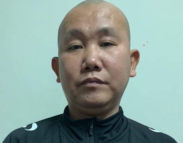 Bac Giang: Khoi to Nguyen Quoc Quan ve hanh vi cuong doat tai san hinh anh 1