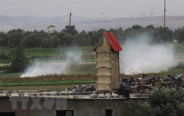 Ai Cap va Jordan thuc day tien trinh hoa binh Palestine-Israel hinh anh 1