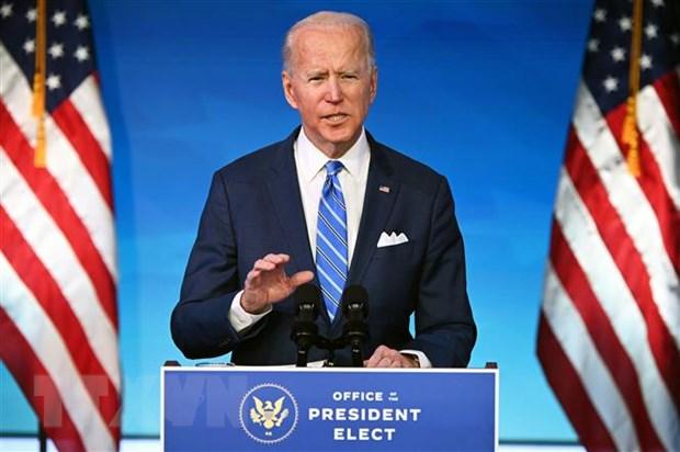 NATO va EU trong cho su hop tac voi Tong thong dac cu My Joe Biden hinh anh 1