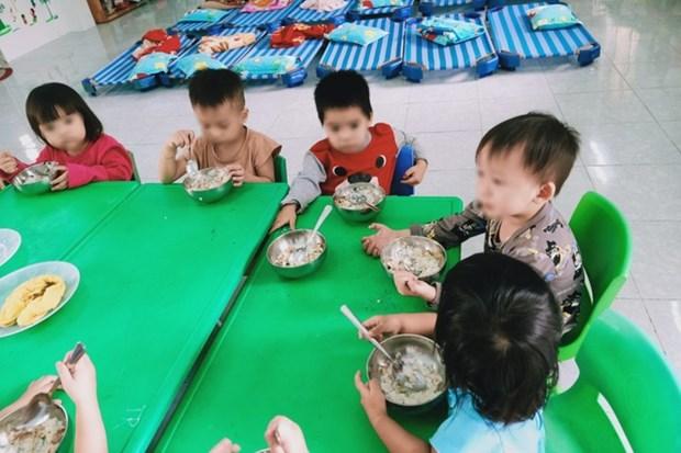 Quang Ngai: Lam ro thong tin cat giam phan an tai mot truong mam non hinh anh 1